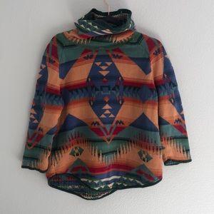 Chaps Aztec print Sweater
